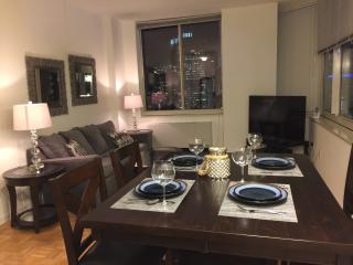 Central park , Columbus Circle,Time square 2 bedroom 2 bath in suite apartment