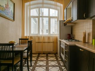 A flat near the Red Square in the heart of Moscow.