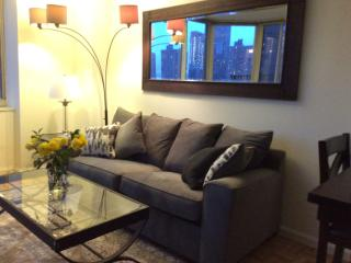 Central park ,Times Square,Theatre District ,hell's kitchen 2 Bed 2 Bath