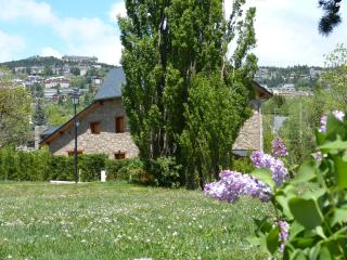 Maison Soleil Font Romeu-Montagne et tranquillité