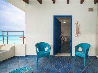 Magico Scafa - Trilocale con splendida vista mare panoramica a 3 min. dal mare