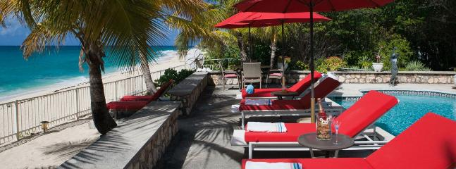 Baie Longue Beach House 1 Bedroom  (This Wonderful, West Indian Style Home With