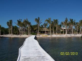 Ocean front,beach,5 acre gated private,tropical, Sugarloaf Key