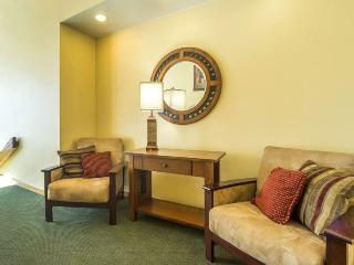 Liftside Condominiums 203 - New appliances, new decor, ski area views, walk to slopes!, Keystone