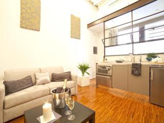 OPERA LOFT Kitchen and living room
