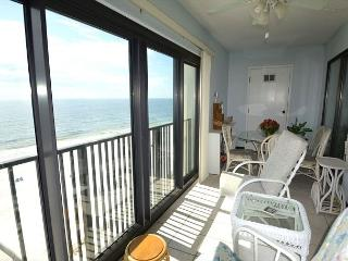 Gulf Tower 7C ~ Master Bedroom Balcony Access~Bender Vacation Rentals, Gulf Shores