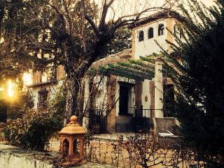 Finca  con piscina privada y 5000m2 jardin, Granada
