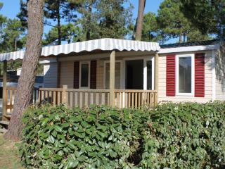 Mobil-home 4-6 pers. dans Camping 4*, La Palmyre-Les Mathes