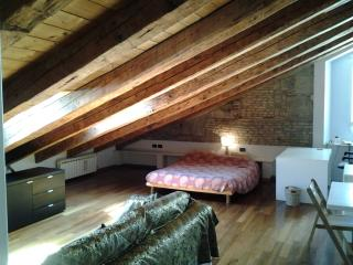 Romantic loft in Trieste, wifi