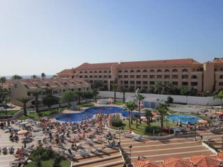 Pool view at Compostela Beach, Playa de las Americas