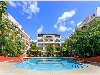 COMFORTABLE APARTMENT IDEAL FOR FAMILIES, only 1 block from 5th av, Playa del Carmen