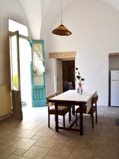 kitchen.Salento Guesthouse B&B
