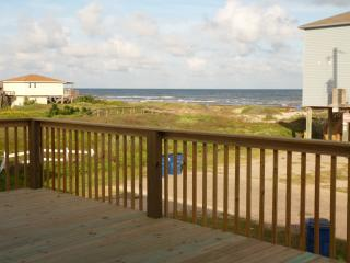 Great View from large deck, Surfside Beach