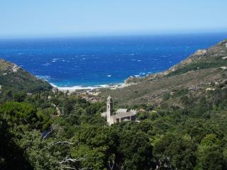 maison de caractère dans le Cap Corse, Barrettali