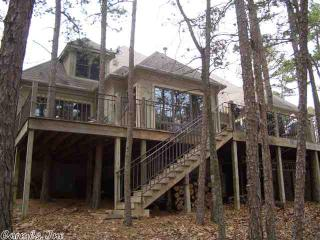 Spacious Greers Ferry Lakefront Home, Quitman