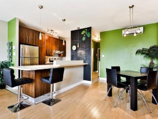 Furnished Condo, 10 mins from downtown, Montreal