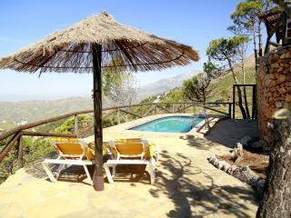 Finca La Sierra para 2 pers. con piscina privada, Cómpeta