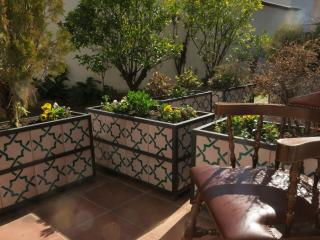 2-Bedroom Albaicin Patio Flat WIFI Free Parking
