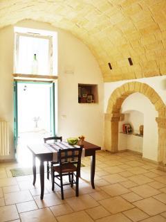 Salento Guesthouse B&B Suite 1 Kitchen
