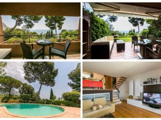 Villa Eze. French Riviera. Sea-view/Pool/garden/beach. Monaco.