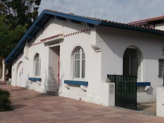 villa de charme lac océan commerces a pieds jardin, Hossegor