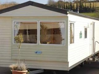 3 bed static caravan at Haven Weymouth Bay