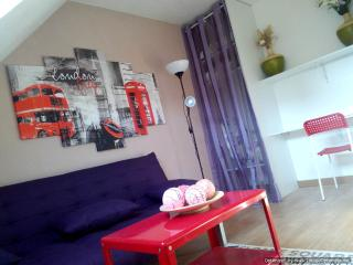 Studio Cergy-Pontoise(Eragny) 1-3 pers