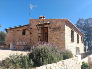 Casa de montaña relax, La Vall de Laguar