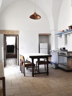 Kitchen 1 Salento guesthouse B&B