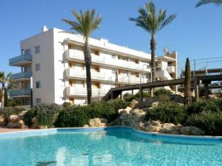 Top floor apartment with an  amazing sea view, Sant Josep