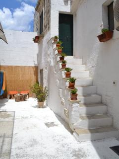 Outdoor space  Salento Guesthouse Bed and Breakfast Apartment 2