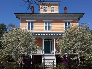 Mystic CT - Sea Captain's Historic 5 BR Seaport Villa Home - Waterfront Village