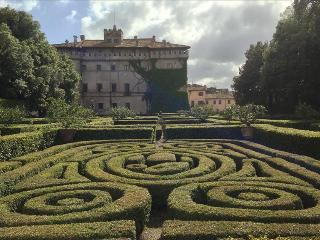 Historic Renaissance Castle with 7 Bedrooms, 7 Bathrooms, Splendid Gardens, Vignanello