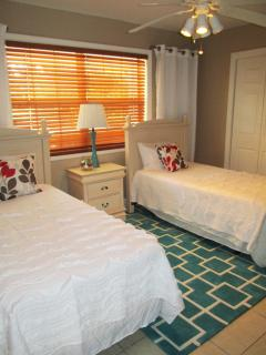 Double beds comfortable for any size