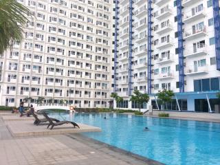 Comfortable, Clean and New Condominium in Makati