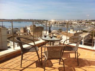 Casa con terraza y 6 plazas en Portocolom-Wifi-, Porto Colom