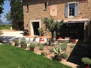 Charming Old Stone House 7 mn to St Tropez