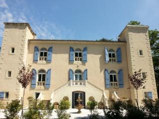 Joli petit chateau entier ds parc 4ha pisc/spa +.., Mas-Saintes-Puelles