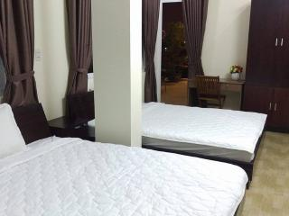 Superior Twin Room with sea view balcony