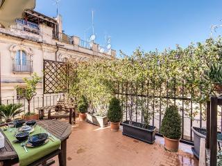 Appartamento accogliente borgo Terrace, Rome
