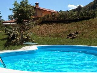 Ai Campi, private pool, WIFI, fantastic views!, Gallicano