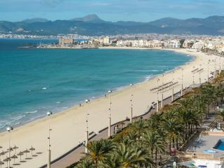 Family Duplex 10 M From The Beach, Playa de Palma