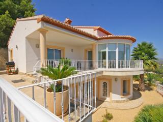VILLA IFACH: impressive seaviews, private pool, Calpe