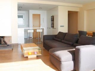 Luxury beach apartment, Blanes