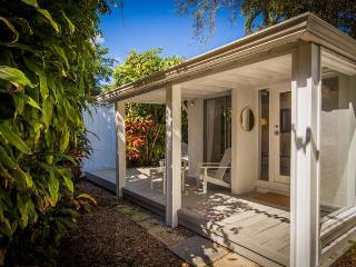 White Cottage in the Grove, Miami