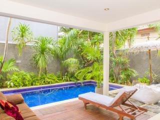 Elegant ComfortableThree Bed Villa Accommodates 8, Seminyak