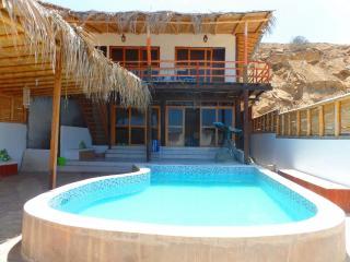 Casa de playa Punta Veleros, Talara