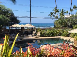 Tropical and enjoy the Ocean view!, Kailua-Kona