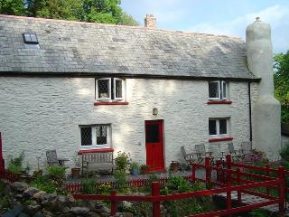 Cascade Cottage, Exford  - Exmoor National Park
