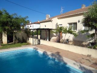 Bon Descans. Casa con piscina privada y jardín de unos 700m2
